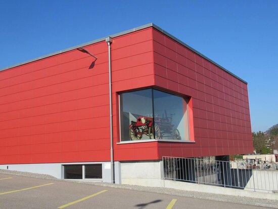 Musée Des Sapeur-pompiers Du Crisd