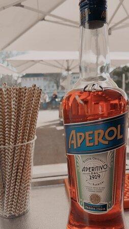 Aperol Spritz time