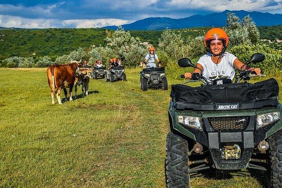 Tour in montagna ATV con picnic - da Spalato