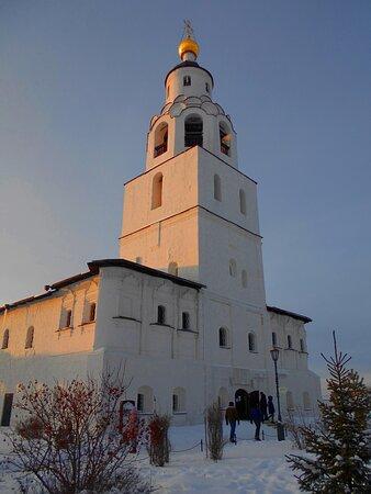 Никольская церковь Свияжского монастыря