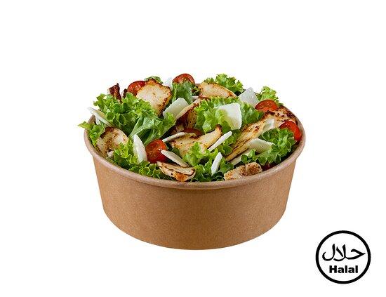 Beaupréau, France: Salade César