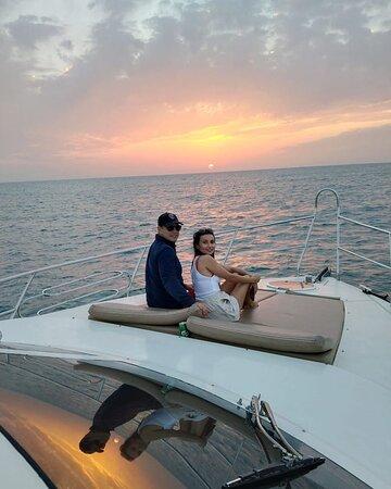 #yachtcharter #luxuryyachts #yachting #dubai #yachtrentaldubai #hangout #photooftheday #friends #mydubai #weekendvibes #dubaitourism #dubailife #sightseeing #partyboat #yachttourdubai #sunsetdubai #yachtpartydubai #yachtinglifestyle #charterboatdubai #nanjeyachtsdubai