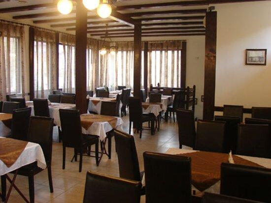 Baile Govora, Rumania: Restaurant Casade - etaj