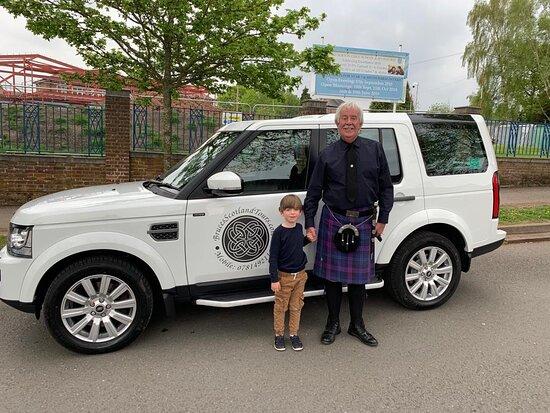 Bruce's Scotland Tours