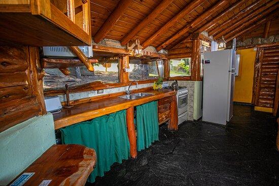 Área de cocina CIPRES