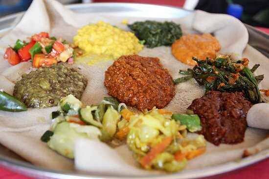 good authentic Ethiopian food