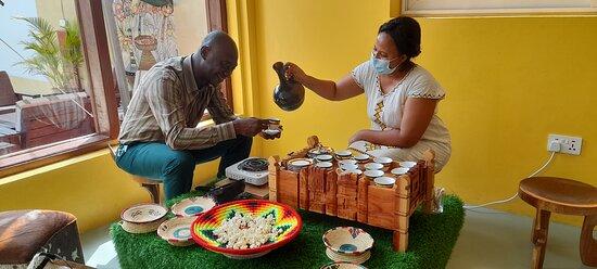 authentic Ethiopian coffee