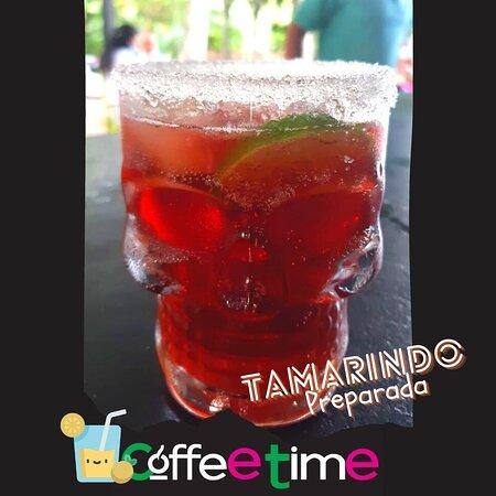 Bebida de Tamarindo Preparada, pídela bien fría…