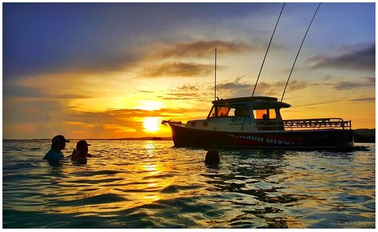 Caracoles is the place to see the best sunsets in Puerto Rico!
