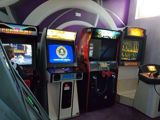 Arcade Classics Museum