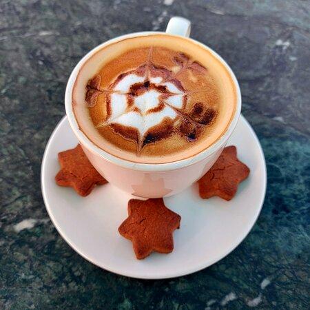 Coffee + Cookies = Aahhh!