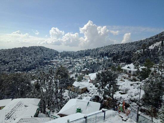 View of dharamkot