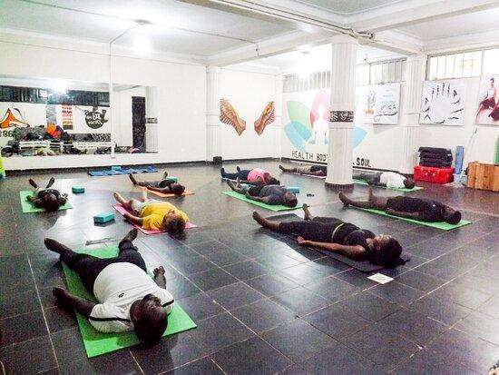 Kindle Yoga Studio