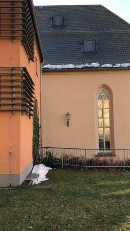Katharinenkirche - kostol - Church