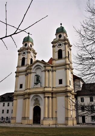 Pfarrkirche St.Michael in Berg am Laim