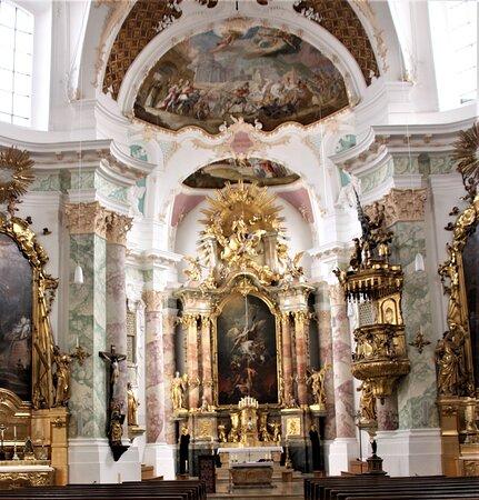 St Michael in Berg am Laim