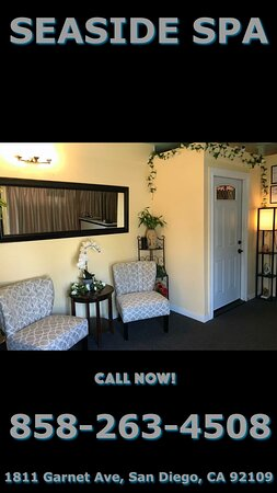 Seaside Spa is an Asian massage spa designed to help you reduce stress, relieve build up chronic pain, and increase the overall quality of your life! Comfortable and quiet environment has a male and female masseuses with one customer disinfection per room and bed during the Epidemic We are proud to be providing Authentic Asian Massage therapy services in our beloved community of San Diego, CA!