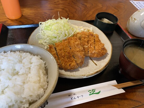 2021.02.25 ヒレカツ定食 ¥1,000-