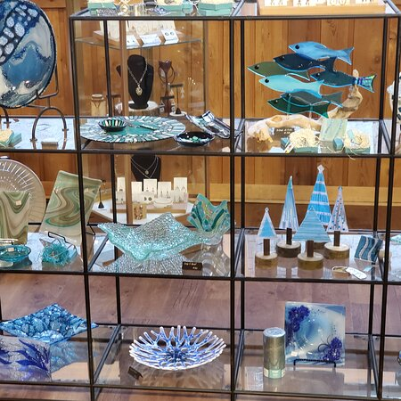 Get Fused Art Studio And Gift Shop