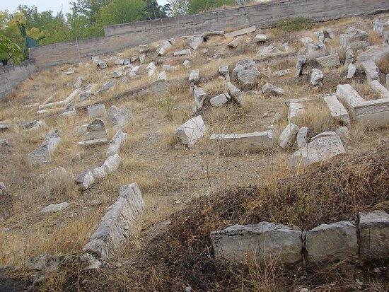 Kırk Kardeşler Mezarlığı