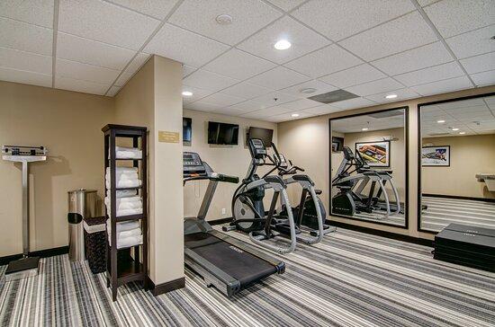 24hr Candlewood Gym