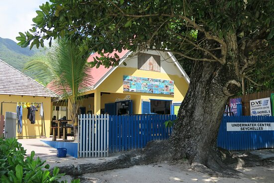 Dive Seychelles Underwater Centre