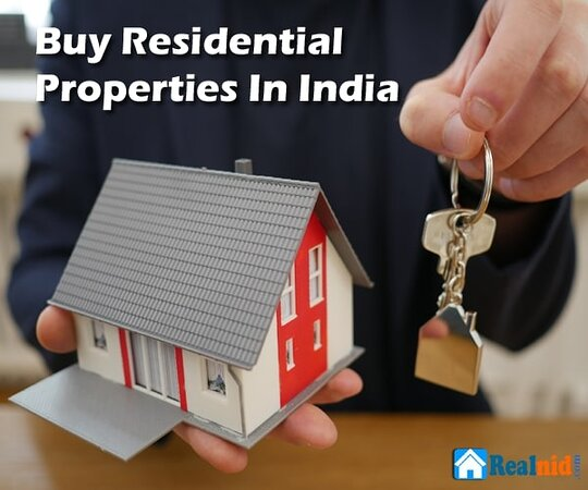 Lucknow, Ấn Độ: Realnid.com - Top Real Estate Website For Buy-Sale-Rent Properties In India. It provides a simpler way to search for Residential and Commercial projects & properties for sale or rent across all India.