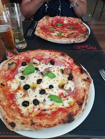 Pizzas, lasanha e canolo 5 estrelas