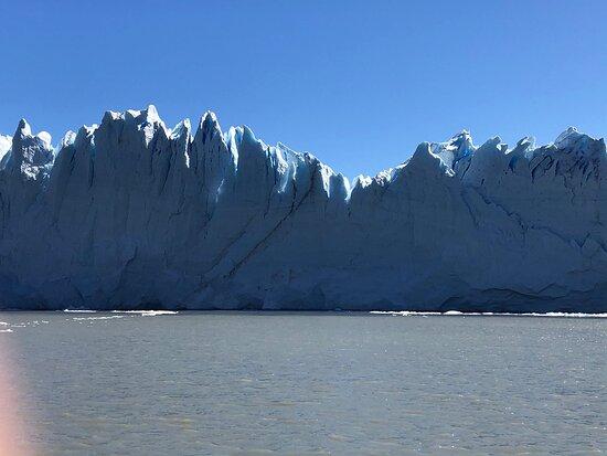 Glaciar Sur Pioneros.