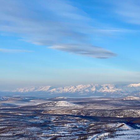 Zabaykalsky Krai, Ryssland: Кодарский хребет. Забайкальский край.