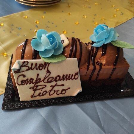 Ottima torta Duplo ...non vi smentite mai