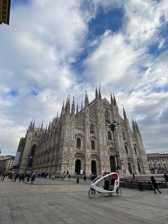 Must visit in Milan.