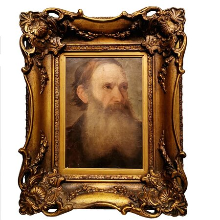 "Nikolaos Kounelakis (1829 - 1869) - Painting work ""FIRENZE 1867"" Νικόλαος Κουνελάκης - Ελληνικό έργο ζωγραφικής, λάδι σε καμβά, «FIRENZE 1867». 32,5 X 22,5 cm #lotusgalleryart #lotusgalleryantiques #auctionathens #δημοπρασίααθήνα #ελληνεςζωγράφοι #ελληνικάέργαζωγραφικής  #αντίκες #αθήνακολωνάκι #αντίκεςαθήνα #αντίκεςελλάδα #αντίκεςκολωνάκι  #painting #greekoilpainting #antiques #art #artwork #greekart #greekartists #antiquegallery #gallery #antiquestores #antiquesshops #antiquesathens #искусство"