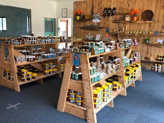 Murdunna, Australia: Tasman Honey