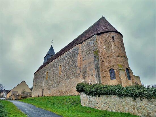 Eglise du Prieure Saint-Michel