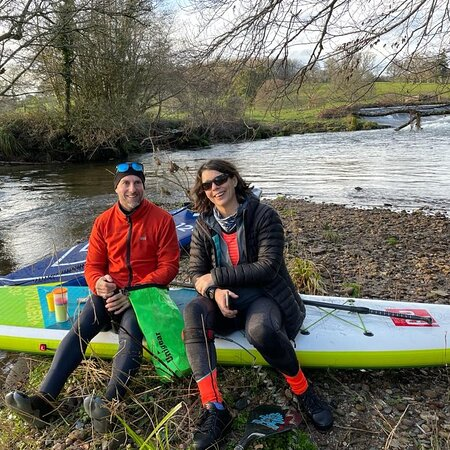 South Hams SUP WALK Adventures