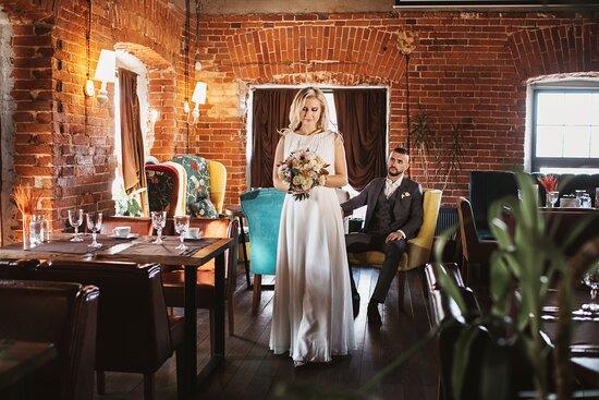 Свадьба в ресторане Культура