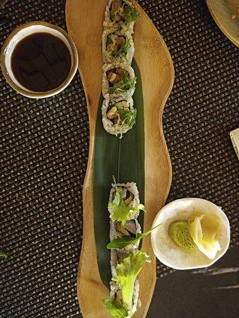 La mejor oferta de sushi en Granada