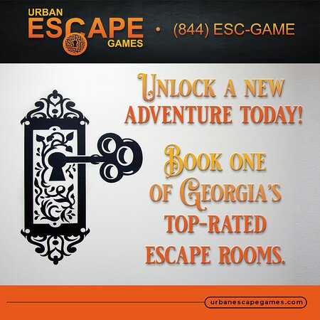 Urban Escape Games - Marietta