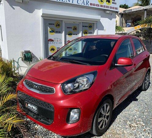 Rent a Car - Punta Cana: Kia Picanto disponible