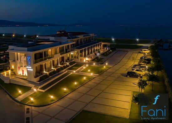 Fani Luxury Apartments-Boutique Stavros