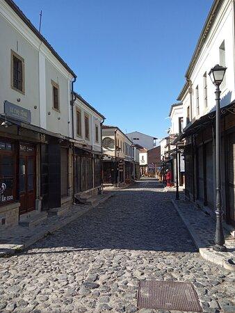 Korca's Old Bazaar 10