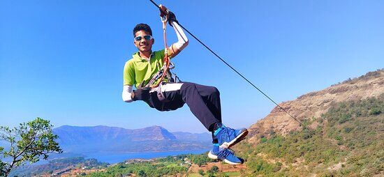 Want to FLY on #Indias #Second #Longest #Zipline  Come to us will make you FLY