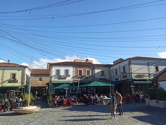 Korca's Old Bazaar 12