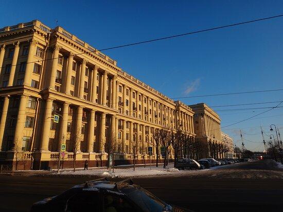 Lenproyekt Institute Building
