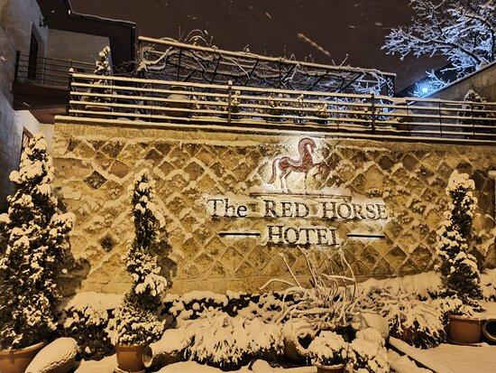 Red Horse hotel yeni evliliklere şahitlik yapıyor. - Picture of The Red Horse Hotel, Urgup - Tripadvisor
