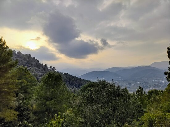 Regionen Valencia, Spanien: Landscape 🌄🌳