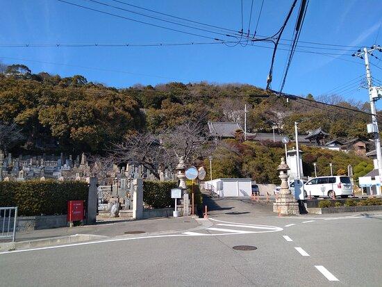 Kameyama Hontoku-ji Temple