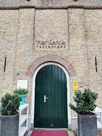 Andijk, The Netherlands: Buurtjeskerk