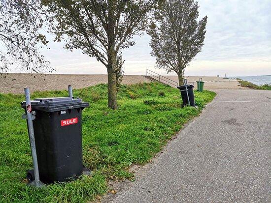 Houtribdijk recreatie area